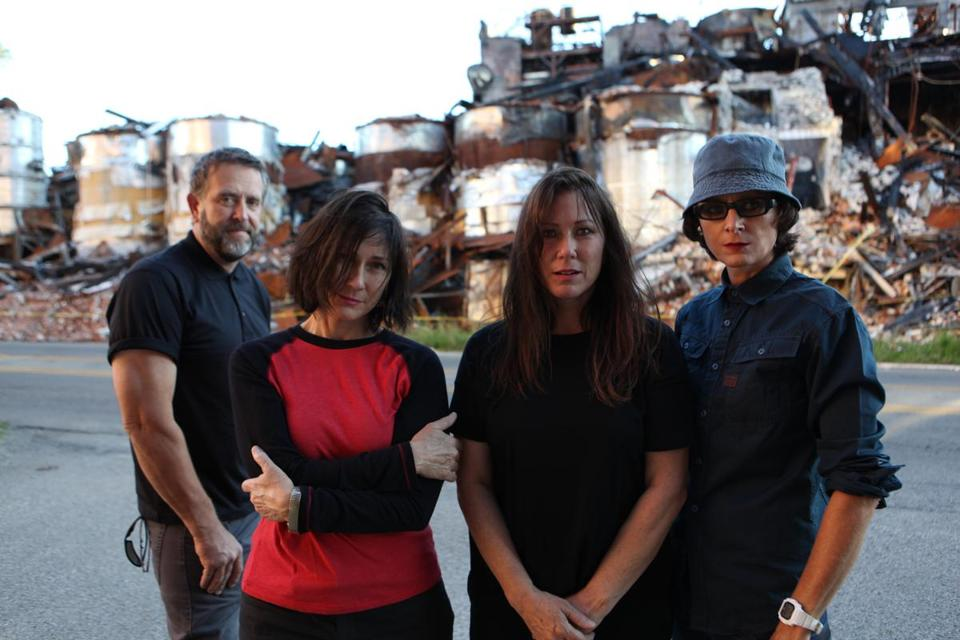 The Breeders are slated to perform at the House of Blues on May 4.