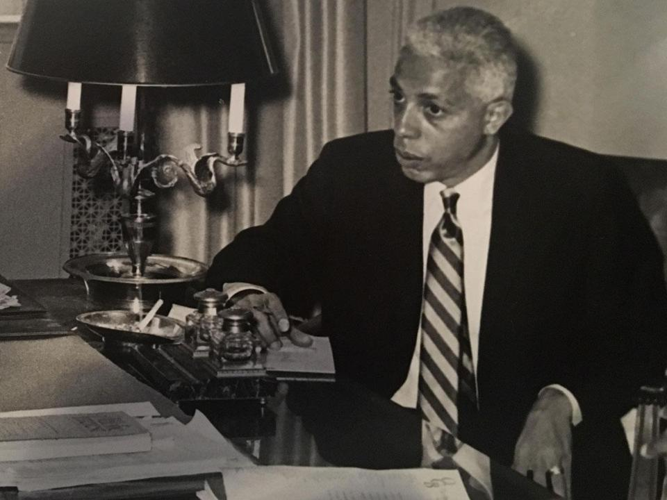 Mr. Neblett opened his own accounting office after serving in the administration of Mayor Kevin White of Boston.