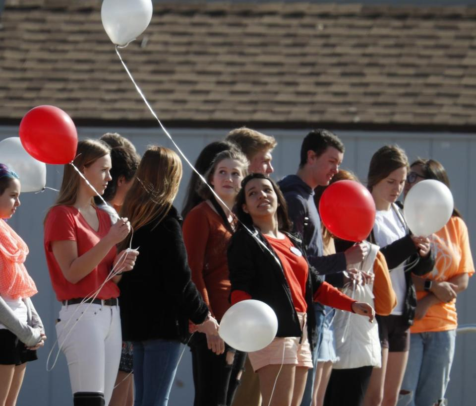 Colorado School Shooting Interview: Students To Walk Out Nationwide Protesting Gun Violence