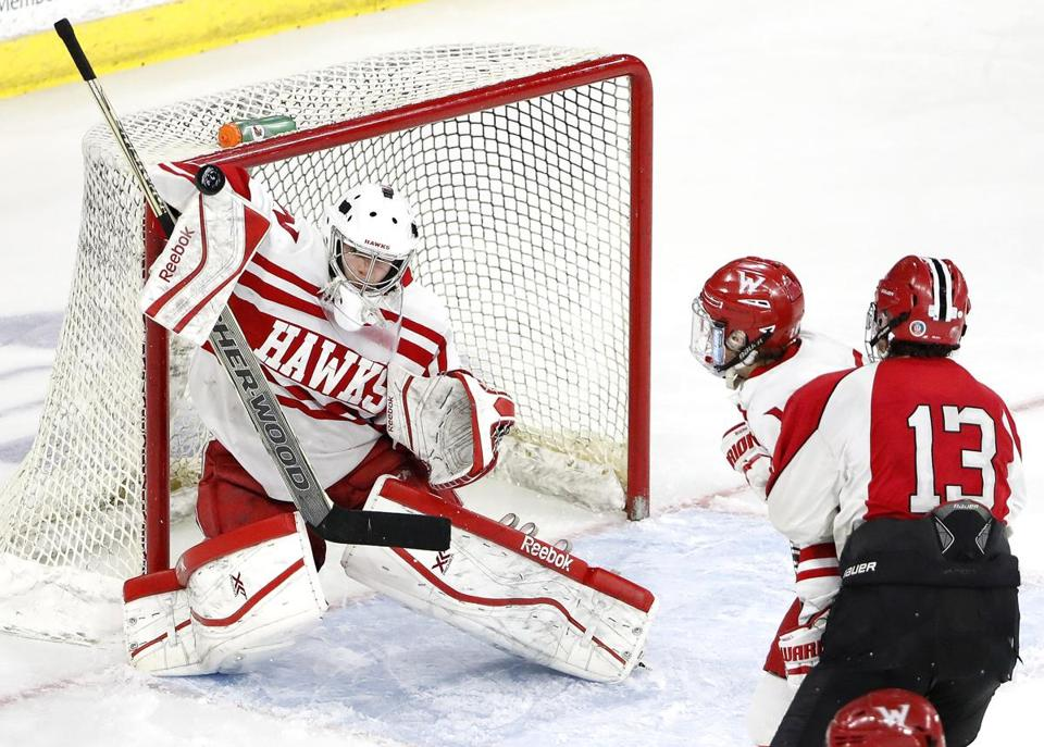MA H.S.: It's North Vs. South In Shriners Hockey Classic