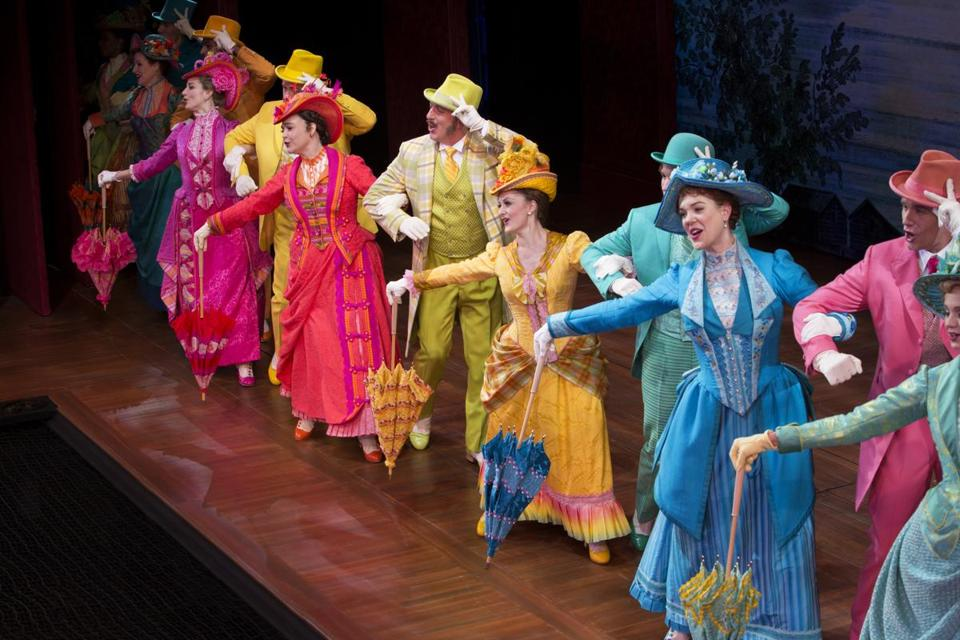 "Broadway In Boston's 2018-19 season includes a production of ""Hello, Dolly!"" at the Boston Opera House."