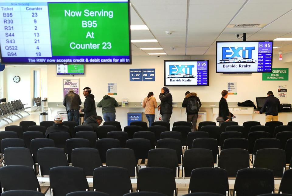 RMV mistakenly tells thousands their licenses are being suspended