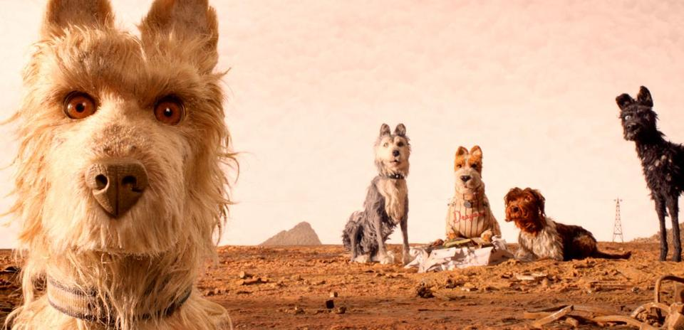 Wes Anderson's new stop-motion animation film follows cast-off canines in a day-after-tomorrow Japan.