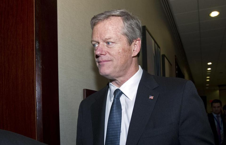 Governor Charlie Baker said the law helps ensure that patient privacy is properly protected.