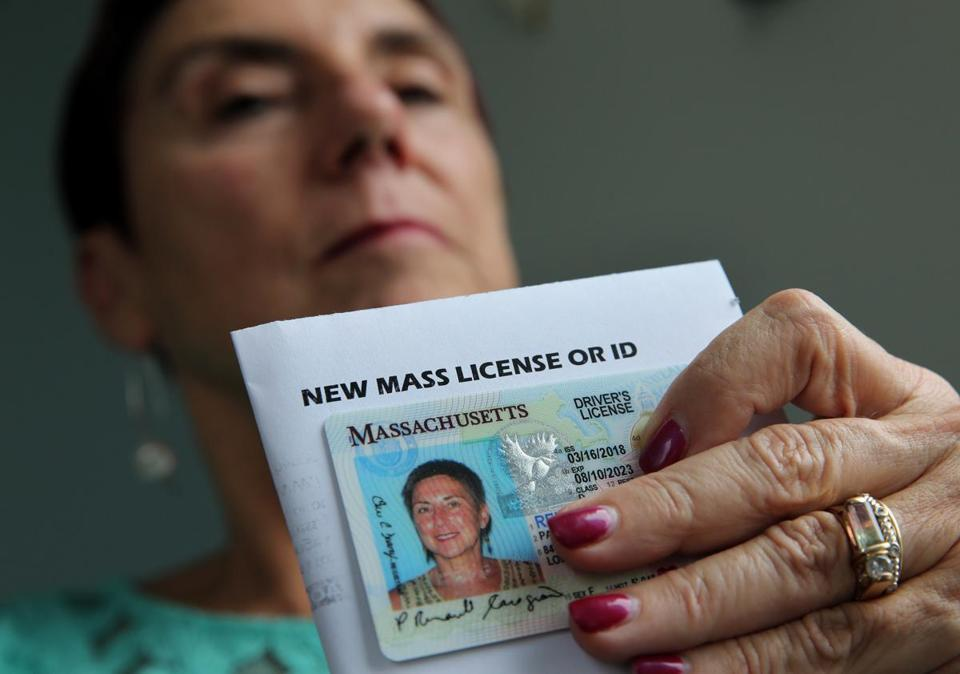 paulette renault caragianes feels cheated by the rmv she renewed her old style