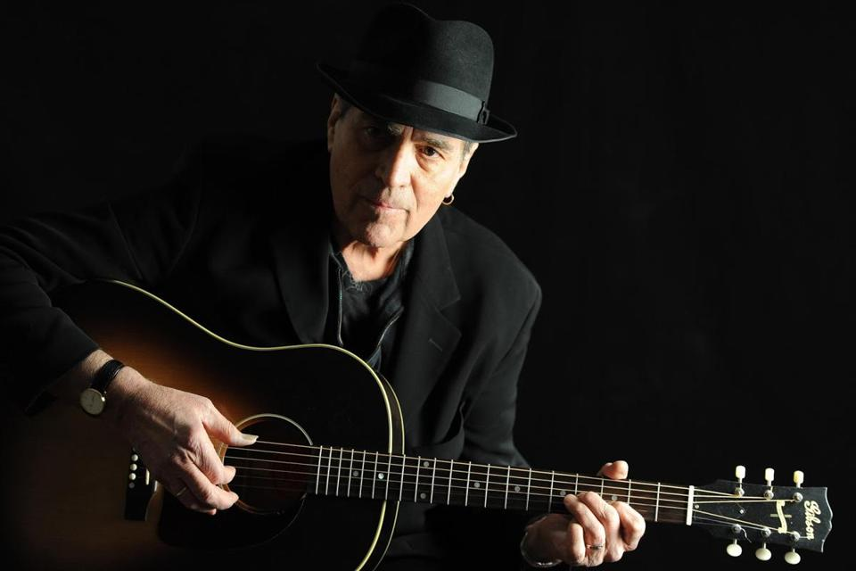 Eric Andersen returns to Boston to play City Winery on Thursday.
