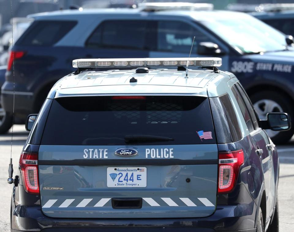 The State Police union claims the activation of a GPS system broke state law regarding collective bargaining.