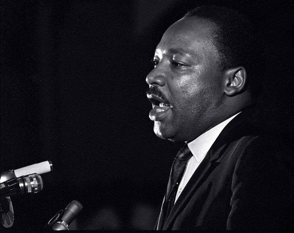 Martin Luther King Jr Wasnt A Colorblind Dreamer The Boston Globe