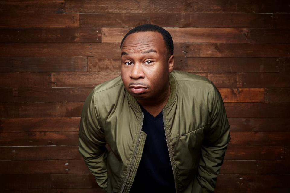 Roy Wood Jr. plays the Wilbur Friday night.
