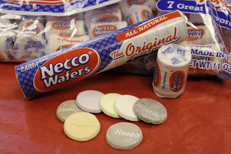 Depending on who takes over New England Confectionary Co., which has been placed in a bankruptcy auction, the company could continue to produce its famous wafers through November. At the very least, the company will continue to make the candies through the end of this month.