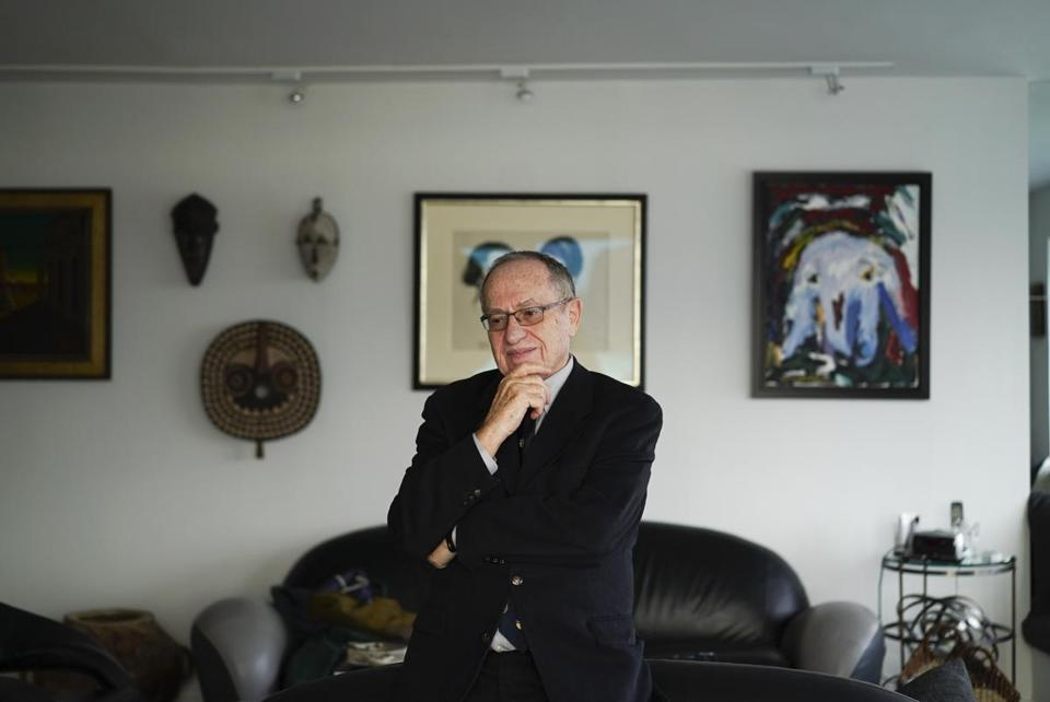 Alan Dershowitz, a Harvard Law School professor, has established a reputation as a defender of civil liberties.