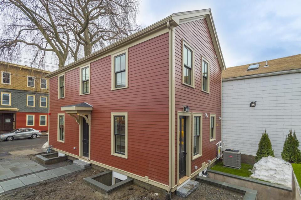 This house at 308 Hurley Street in Cambridge is on the market for $1,695,000.