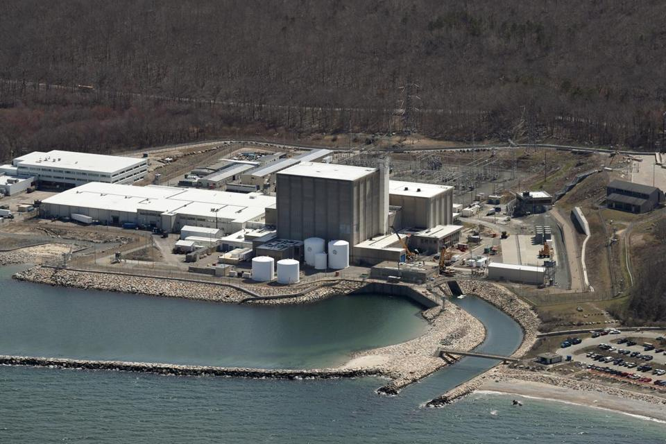 For the third time this year, the Pilgrim Nuclear Power Station has shut down.
