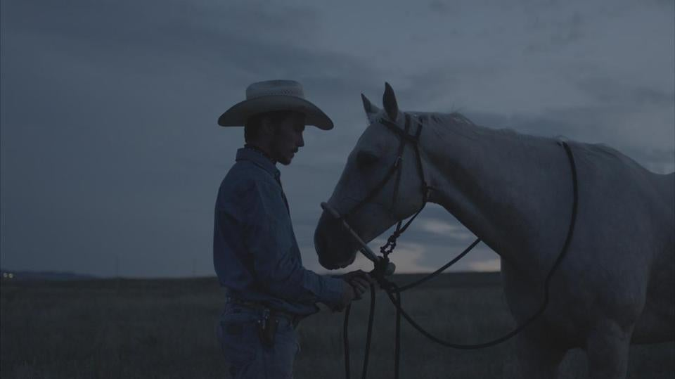"Brady Jandreau in ""The Rider."""