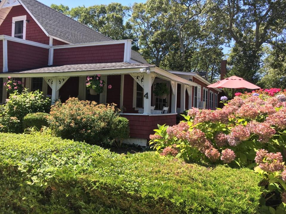 Shearer Cottage is the first African-American-owned guest house on the Martha's Vineyard.