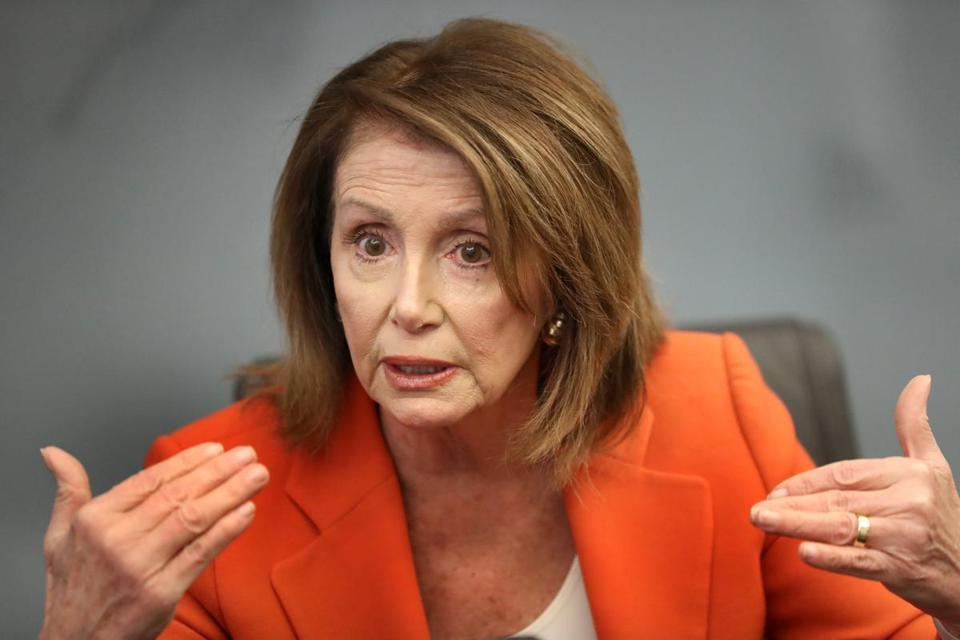 Nancy Pelosi said Tuesday she fully intends to lead House Democrats if they recapture control of the chamber in November, as many prognosticators believe is likely.