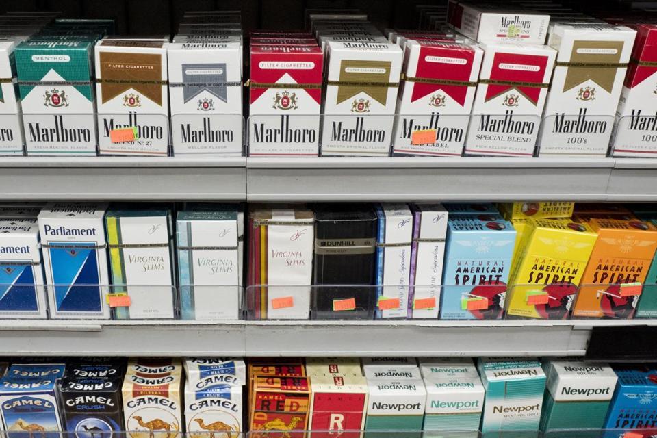 Cigarette price UK Craven A