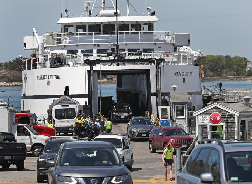 Mechanical problems with a Martha's Vineyard ferry have forced about 550 trip cancellations this year, the Steamship Authority said.
