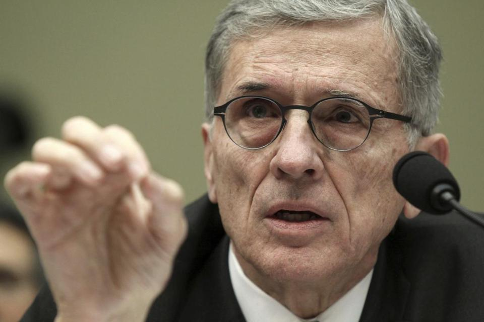 Tom Wheeler, FCC chairman under Obama, wants to make sure that Internet providers protect the privacy of users.