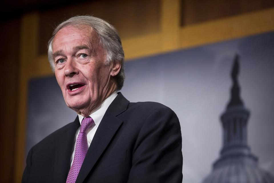 Senator Ed Markey gathered enough votes in the Senate on Wednesday to repeal the Federal Communications Commission's recent decision to end Obama-era net neutrality rules.