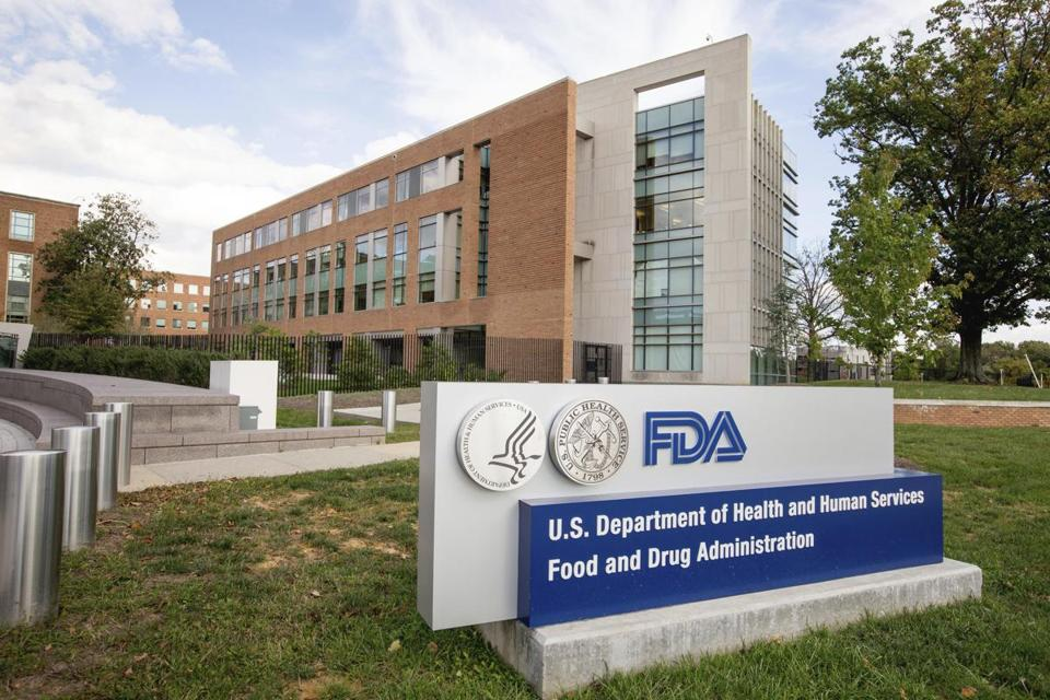 The Food & Drug Administration (FDA) campus in Silver Spring, Md.