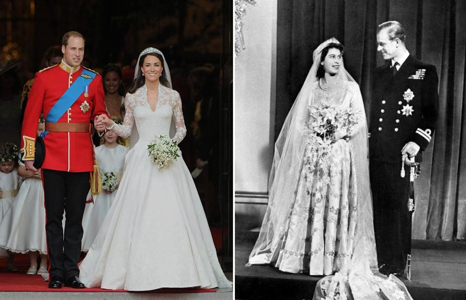 Ahead of Prince Harry and Meghan Markle\'s wedding, look back on past ...