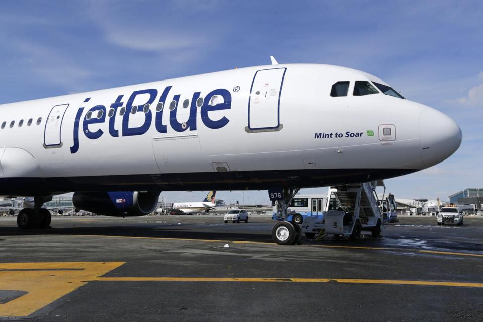 cdab5a1ef9b2 JetBlue announced it is raising its baggage fees. The change took effect  starting with tickets