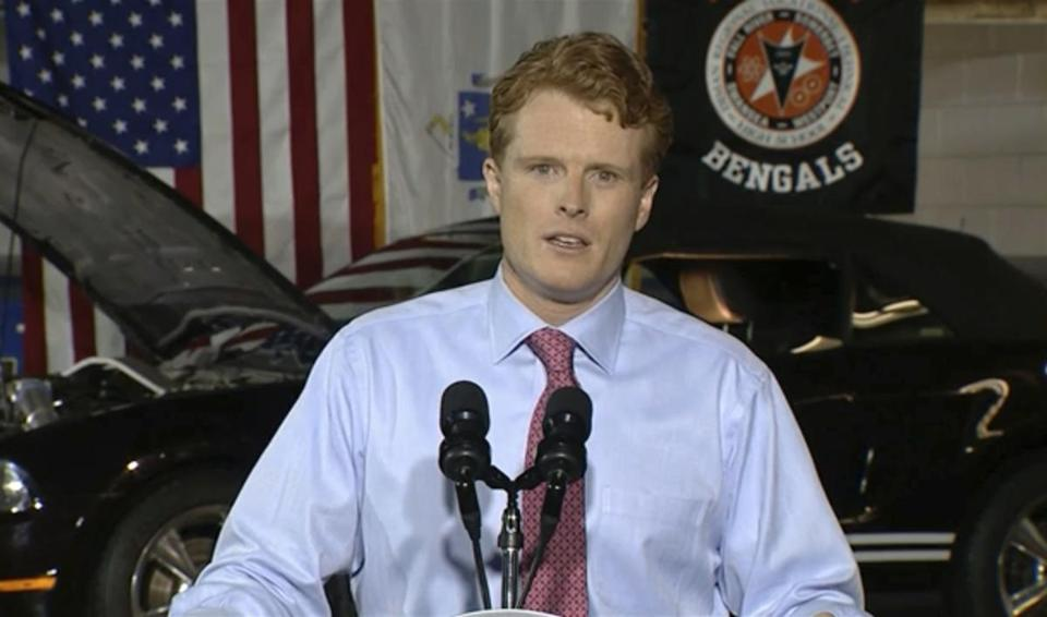 An Open Letter To Joe Kennedy Iii Heres How To Run For President