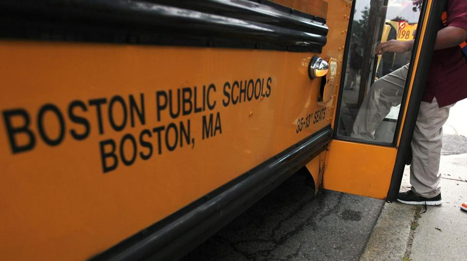 A two-decade-old Boston Public Schools policy calls for the immediate removal of students on their 22nd birthday, even though many are on track to graduate in the spring.