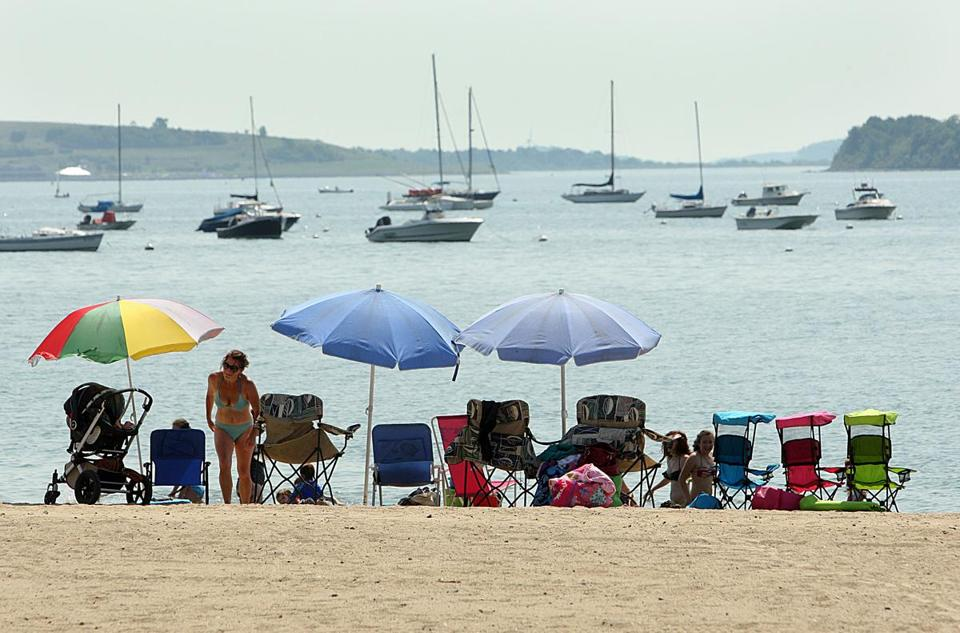 South Boston S M Street Beach Was Found To Be Safe 100 Percent Of The Time For