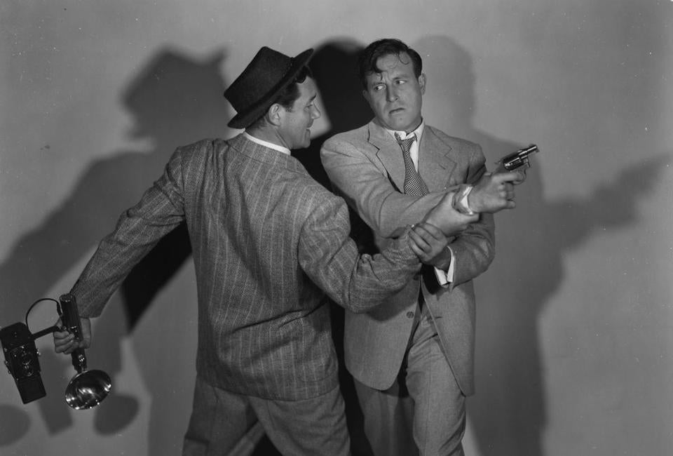 "The newspaper noir ""Shakedown"" is one of 10 films being screened during the Noir City festival at the Brattle."