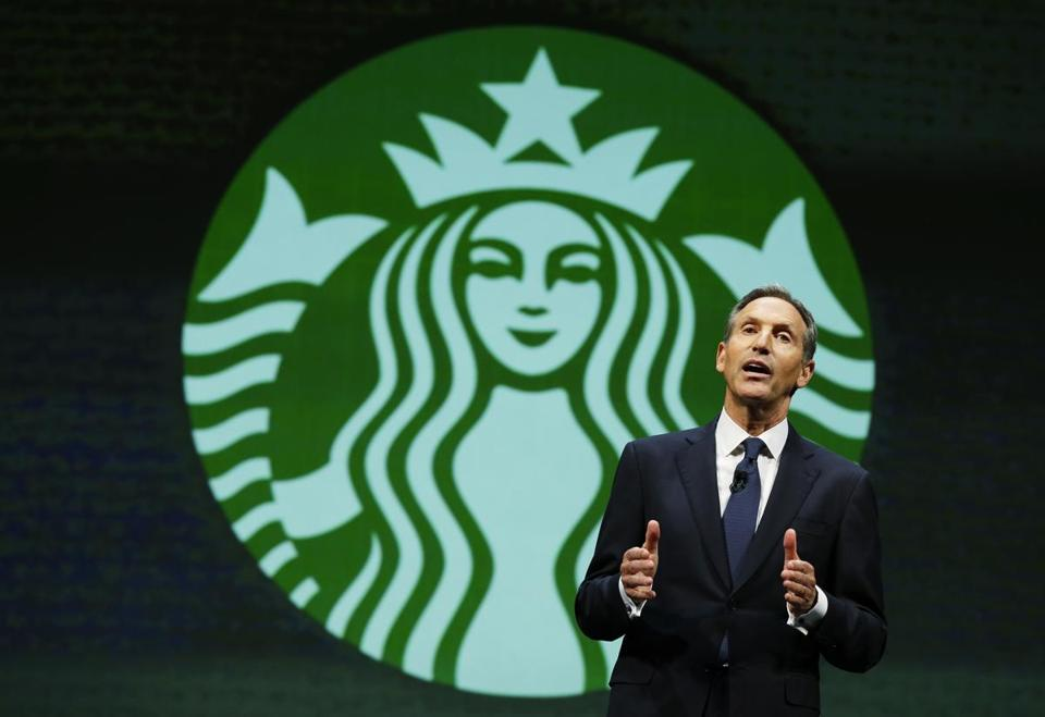 Howard Schultz, mentioned as a potential Democratic candidate, has been outspoken on political issues.