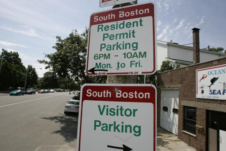 City Councilor Michelle Wu wants Boston to consider charging for residential parking permits, to reduce congestion and to fund transportation initiatives.