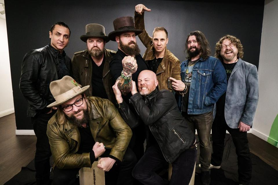 Zac Brown Band returns to Fenway Park after last playing there two years ago.