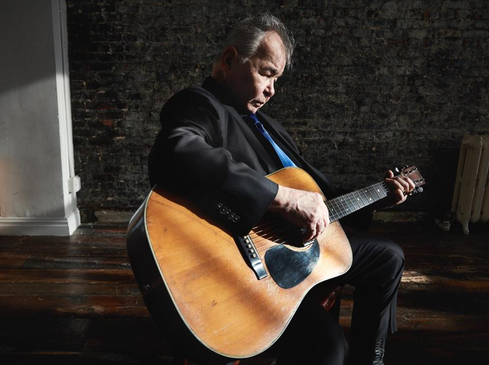 John Prine's current tour brings him to the Boch Center Wang Theatre June 15.