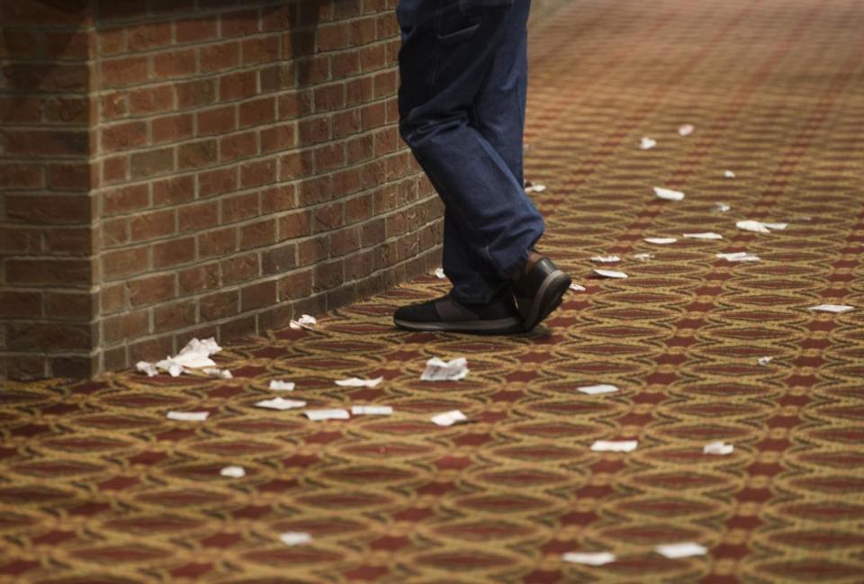 You can't win 'em all, as discarded losing slips attest.