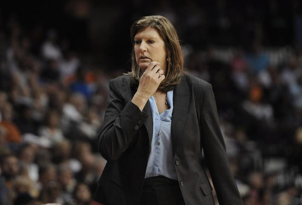 Ms. Donovan coached the WNBA's Connecticut Sun from 2013 to 2015.