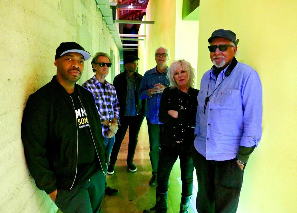 Lucinda Williams with Charles Lloyd and the Marvels.