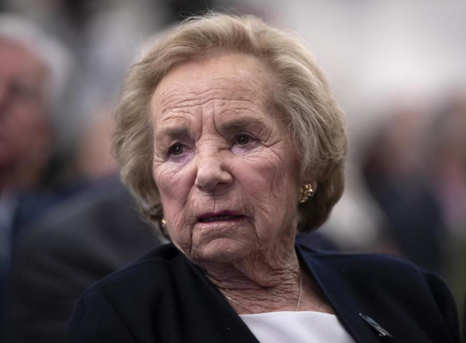 90 year old ethel kennedy joins hunger strike against immigration