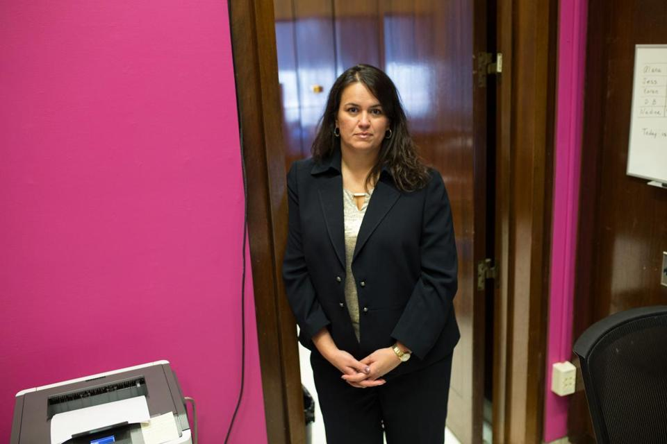 City Councilor Annissa Essaibi-George said as many as 839 apartments for low- and middle-income residents may be vacant.