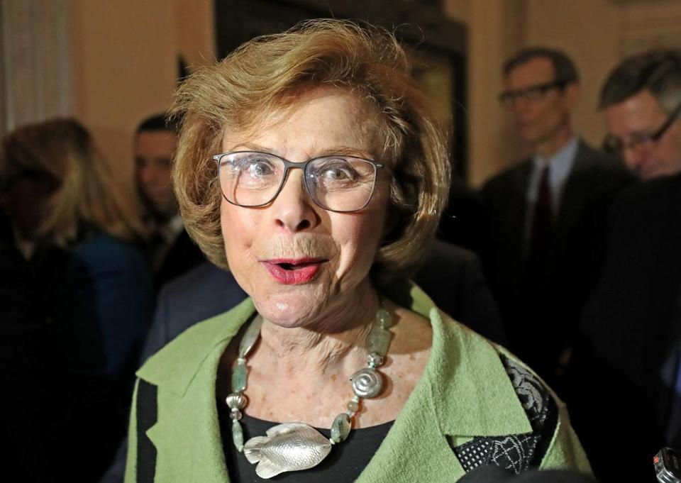 Senate President Harriette Chandler said lawmakers are moving to protect abortion rights in Massachusetts.