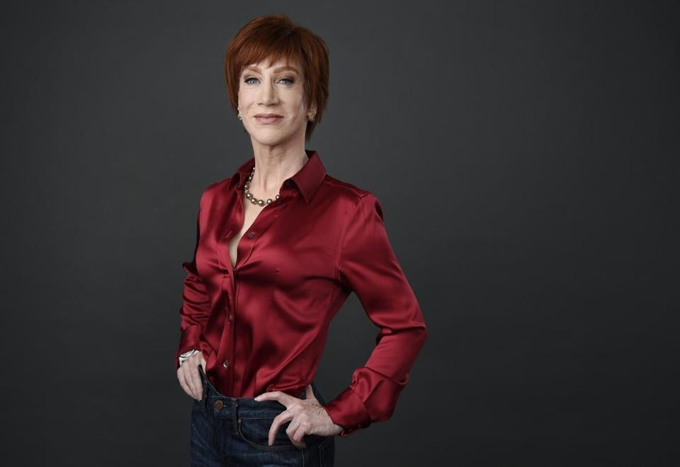 "When asked if Kathy Griffin will star in the new show, a Showtime rep said ""no comment."""