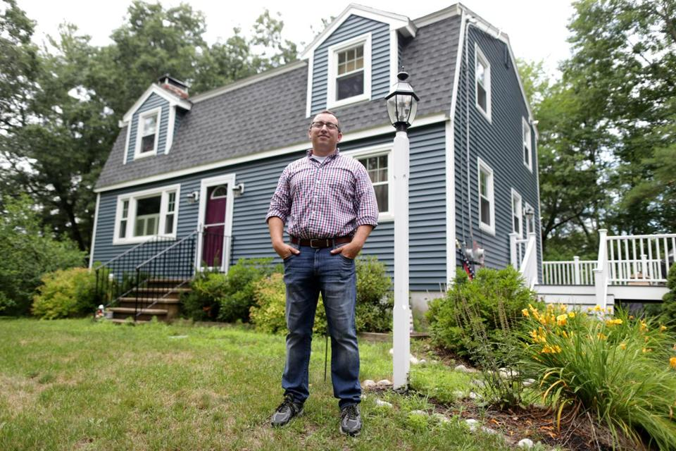 John Moses, 39, of Chelmsford, was looking for a way to free up about $50,000 to invest in a health care startup without going into debt. After a series of discussions with his wife, the two decided to sell a piece of their home to a firm called Unison.