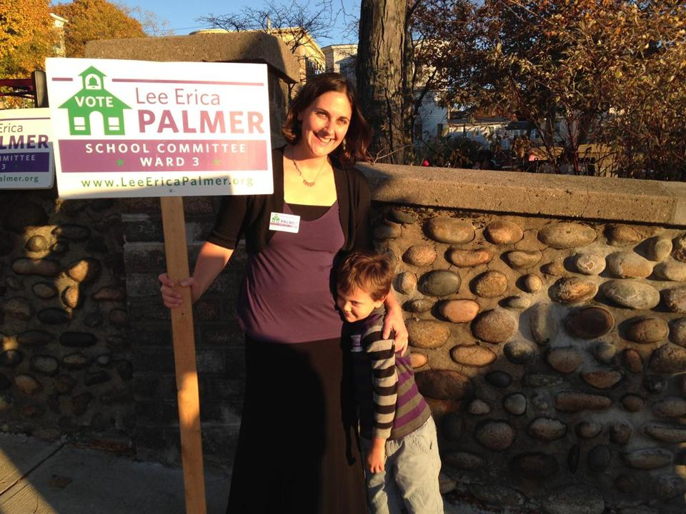 As a single mom running for office, Lee Erica Palmer racked up thousands of dollars in baby sitter bills, but she could not tap any campaign funds to defray the cost.