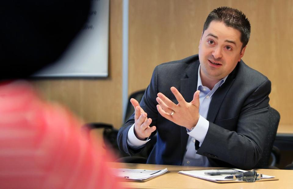 Boston City Councilor Josh Zakim has represented the Back Bay and Beacon Hill neighborhoods with a focus on civil rights and expanding voter access.