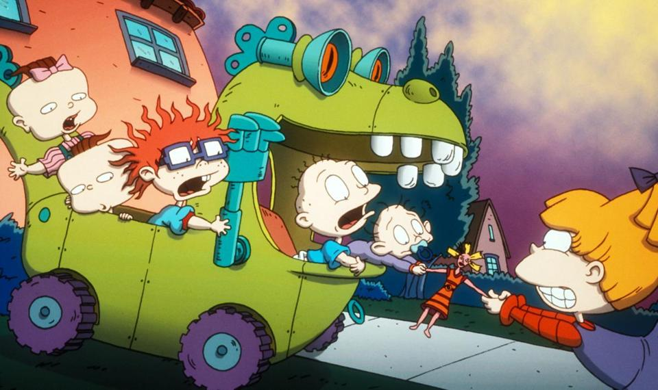 new rugrats tv episodes movie are on the way the boston globe