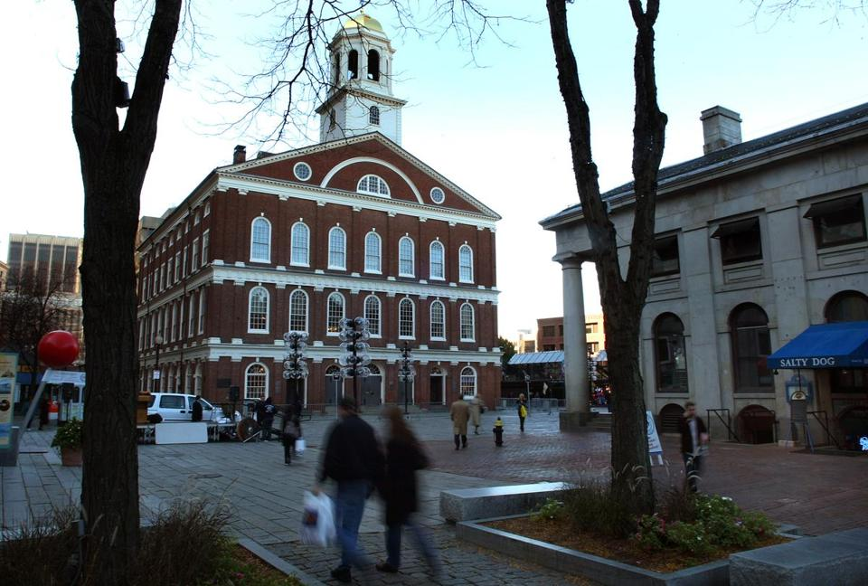 In a survey of 1,216 American adults interviewed, 23 percent said Boston has the strongest accent.