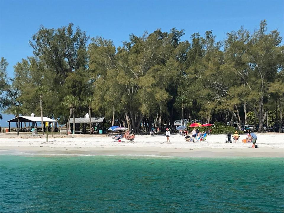 It's easy to find an inviting stretch of beach along 7-mile-long Anna Maria Island.