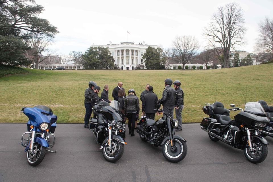 Harley Davidson: Trump Says 'tariffs Are The Greatest!' As Harley-Davidson