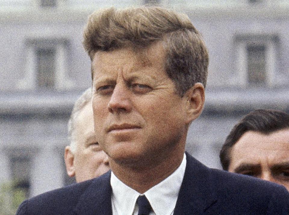 Risultati immagini per John F. Kennedy